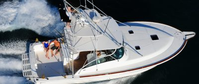 Discover the boat suitable for ocean fishing and diving